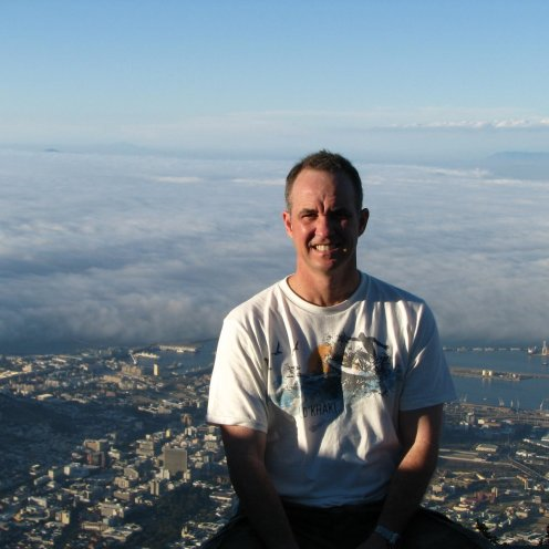 Me from Table Mountain