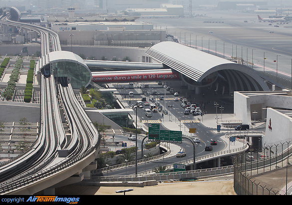 DXB high level view